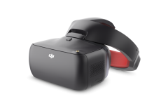 Очки DJI Goggles Racing Edition(EU) +DJI Goggles Carry More Backpack UA CERT.