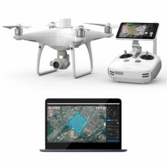 Квадрокоптер DJI Phantom 4 RTK + ліцензія DJI Terra Pro (1 рік)